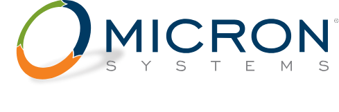 Micron Systems color logo